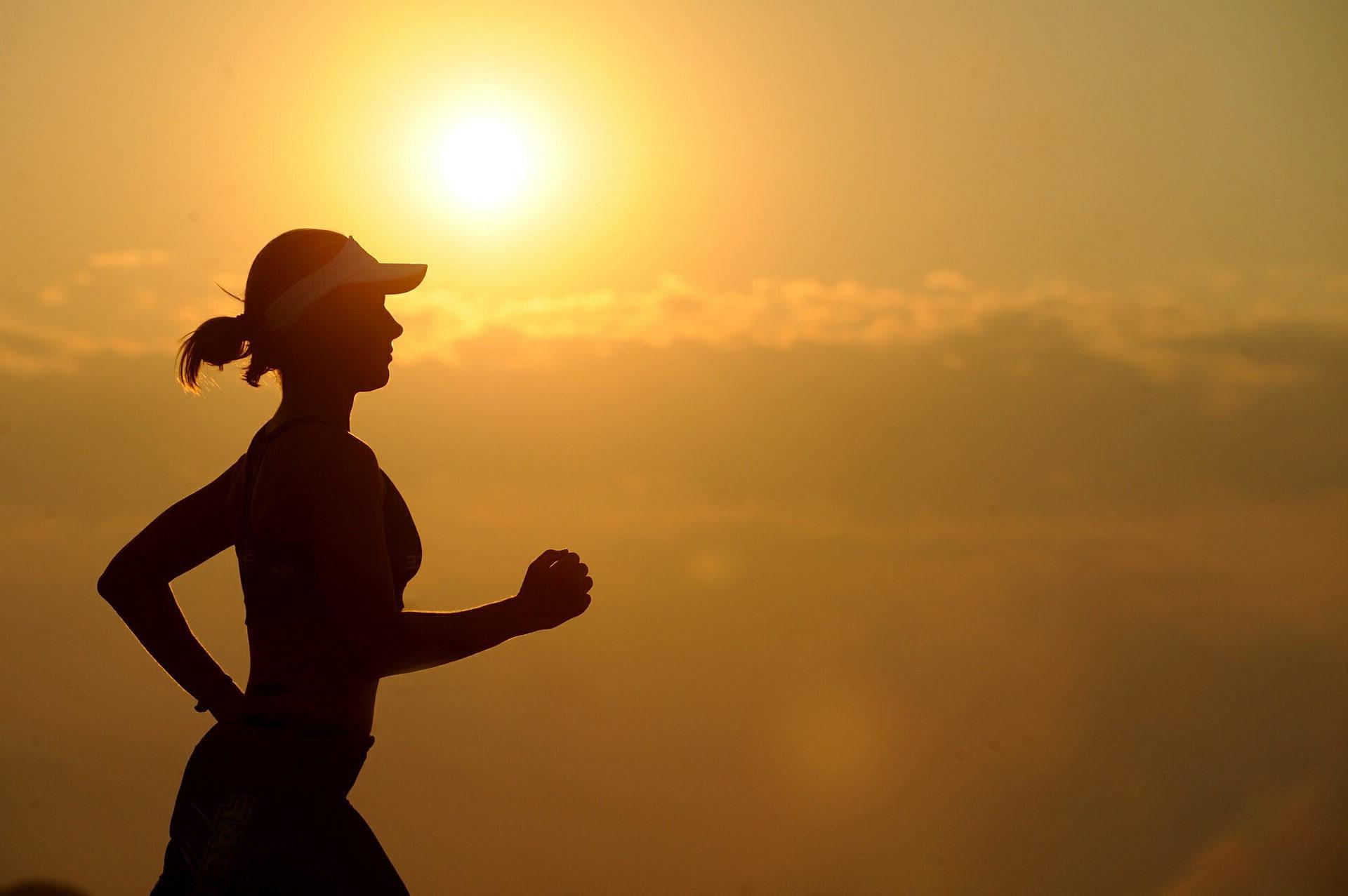 Combatir el calor entrenando en verano.